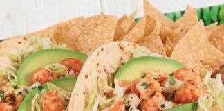 Langostino Lobster Two Taco Plate (Rubio's)
