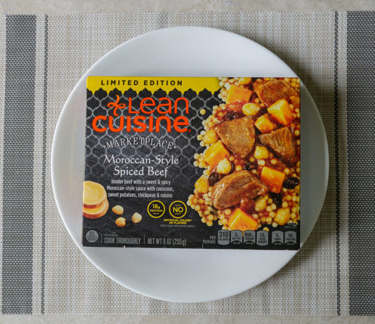 Lean Cuisine Marketplace Moroccan-Style Spiced Beef