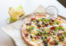 Pieology new premium crusts (Pieology)