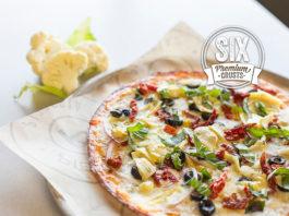Pieology new premium crusts (Pieology)