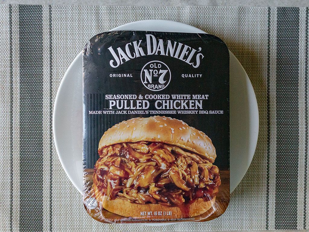 Jack Daniel's Pulled Chicken