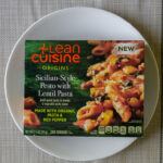 Review: Lean Cuisine Origins Sicilian-Style Pesto With Lentil Pasta