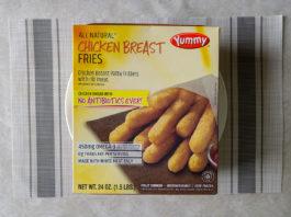 Yummy Chicken Breast Fries