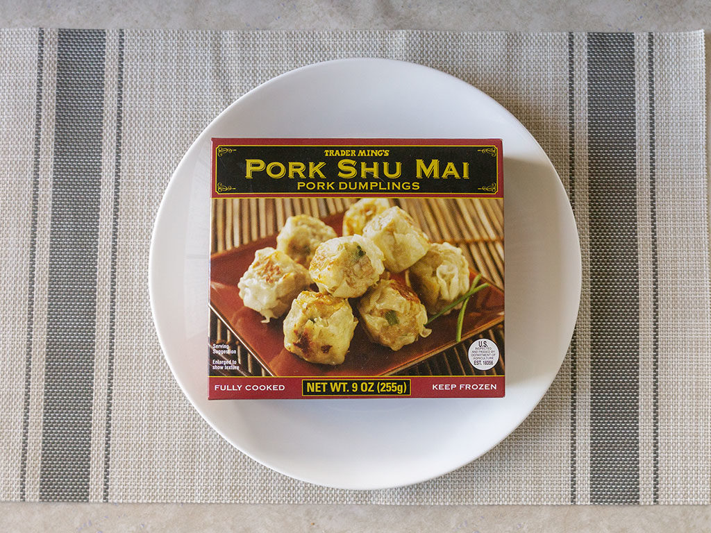 Trader Joe's Pork Shu Mai