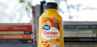 Great Value Chicken Dipping Sauce
