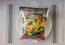 Trader Joe's Shrimp Stir Fry