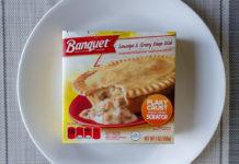 Banquet Sausage And Gravy Deep Dish pot pie