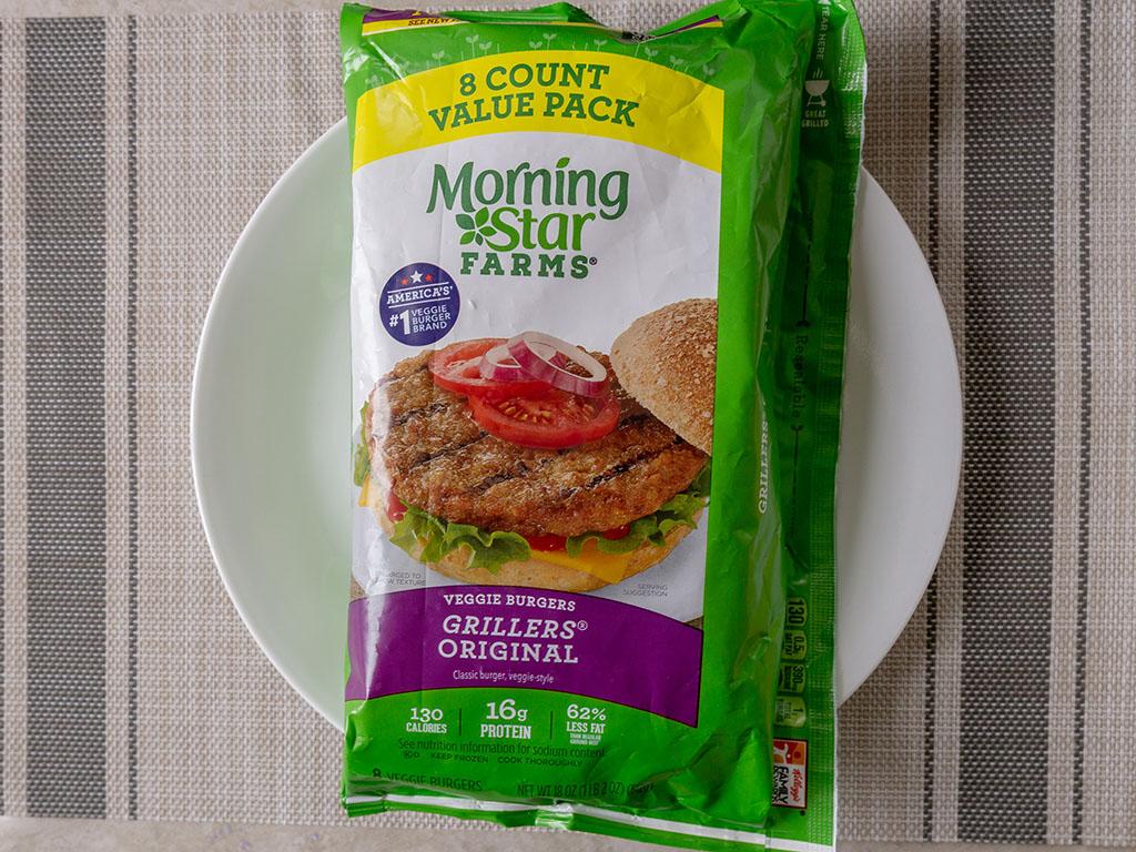 MorningStar Farms Grillers Original 2019