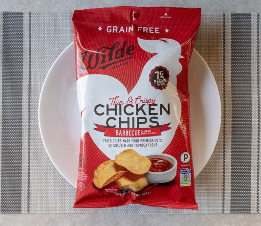 Wilde Brande BBQ Chicken Chips