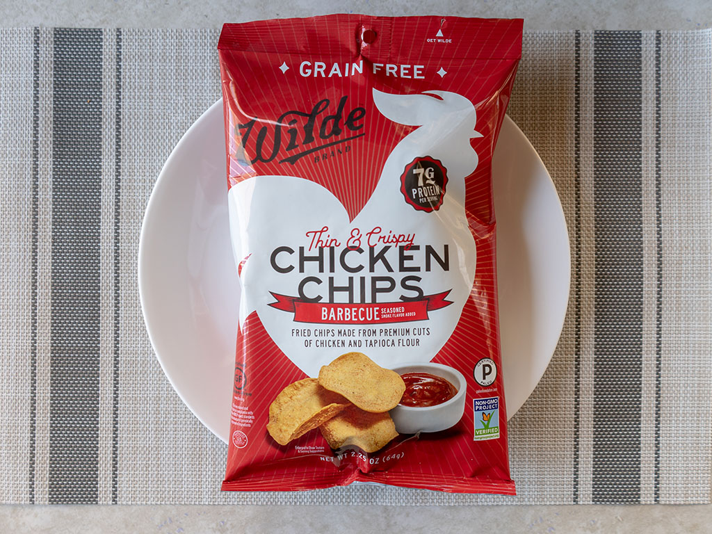 Wilde Brande BBQ Chicken Chips