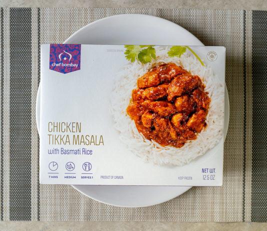 Chef Bombay Chicken Tikka Masala