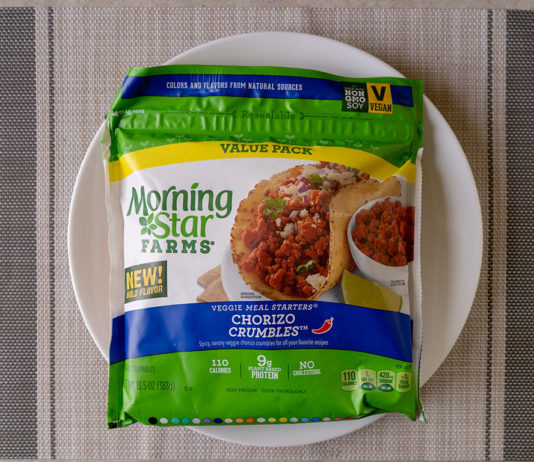 MorningStar Farms Chorizo Crumbles
