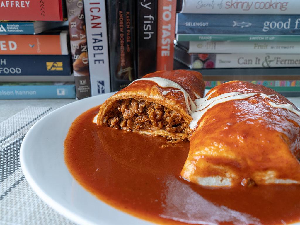 Rosarita Enchilada Sauce enchilada