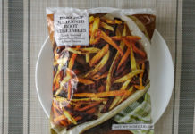 Trader Joe's Julienned Root Vegetables