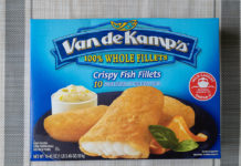 Van de Kamp's Crispy Fish Fillets