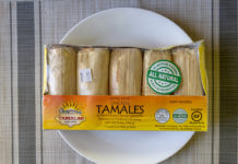 Chaparro's Chicken Tamales