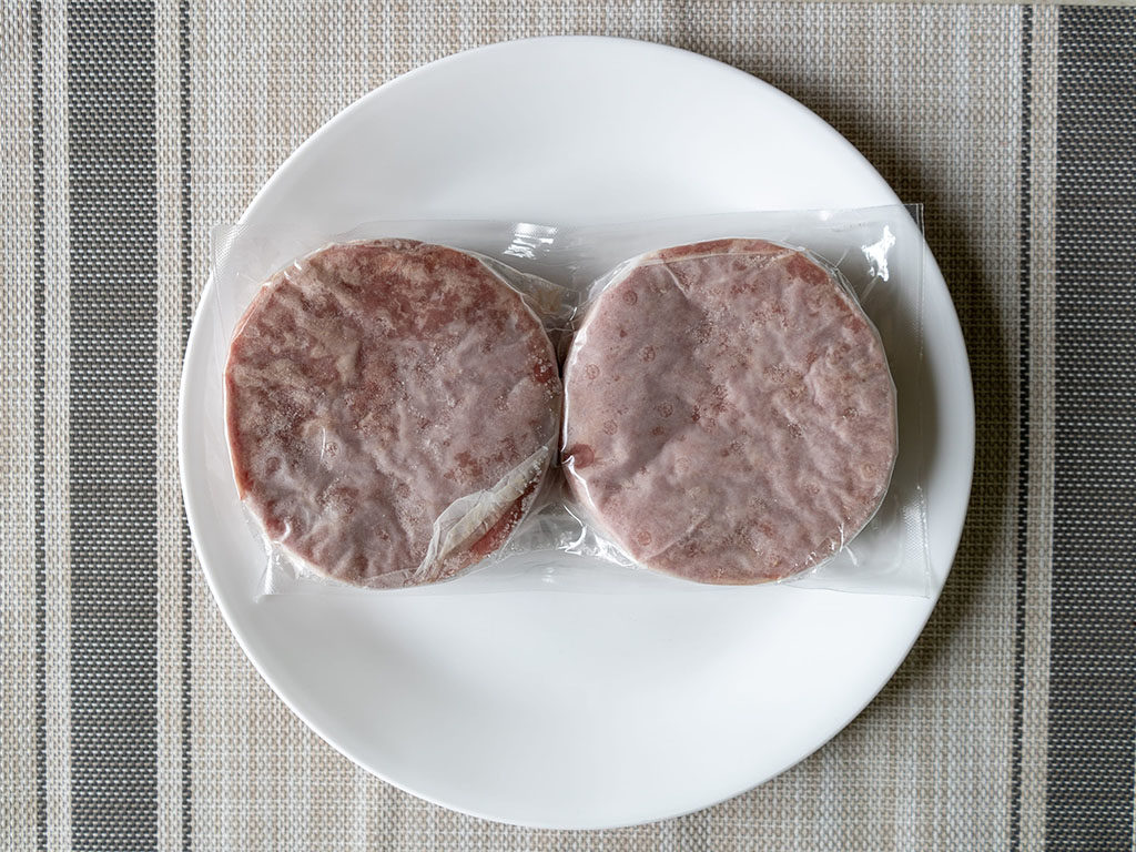 Diestel Turkey Burgers frozen