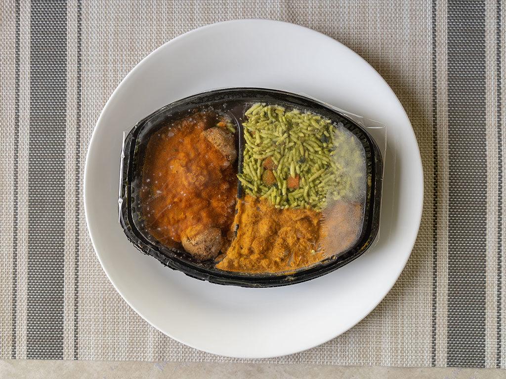 Tandoor Chef Kofta Curry frozen in box